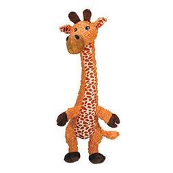 KONG SLV33 Shakers Luvs Giraffe Small Dog Toy Dog Toy