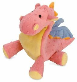 small breed dog toys godog coral dragons