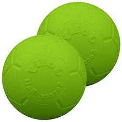 """Jolly Pets 6"""" Soccer Ball, Green Apple"""
