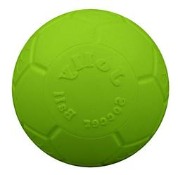 """Jolly Pets 8"""" Soccer Ball, Green Apple, Large/X-Large"""