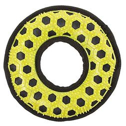 TOP PAW Spiked Ring Dog Toy Size: 8 in x 8 in