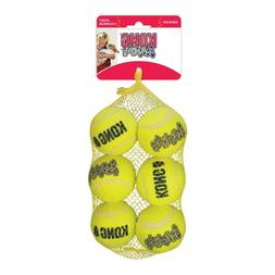 KONG Squeak Air Balls Dog Toy , Medium