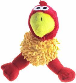 Squeaky Bird Plush Dog Toy