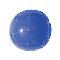 KONG Squeezz Ball Dog Toy, Medium, Colors Vary