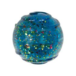Kong Squeezz CONFETTI BALL Dog Toy 3 Size Choices Bouncy Fun