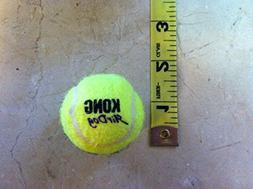 AIR Tennis Ball Bulk Heavy Duty Dog Toys that Squeak - Choos