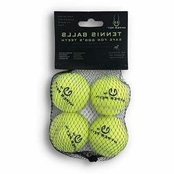 Tennis Balls For Dogs (Pet Safe Dog Toys for Exercise, Train