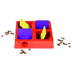 Outward Hound Tic Tac Twirl Interactive Doy Toy Puzzle for D