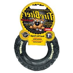 TIREBITER PAW TRACKS TIRE DOG TOY