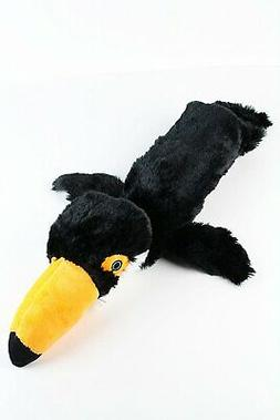 Midlee Toucan Water Bottle Dog Toy