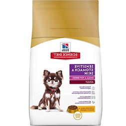 Hill's Science Diet Adult Small and Toy Breed Sensitive Stom
