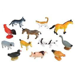 Toy Mini Farm Animals