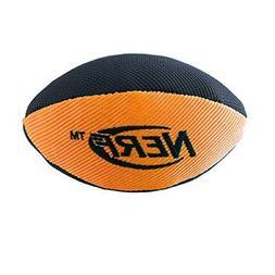"Nerf Tracktop Nylon Football Dog Toy, 5"" L X 5"" W X 3"" H"