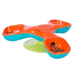 Outward Hound Triple Treater Totter Interactive Doy Toy Puzz