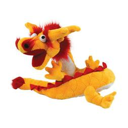 Tuffy Mighty Dragon Series Yellow Dura Scale 8. **Free Shipp