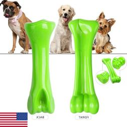 US STOCK Durable Dog Chew Toys— Bone toy for Aggressive Ch