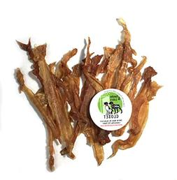 USA Turkey Tendons for Dogs 4oz - Hackberry-Smoked, Human-Gr