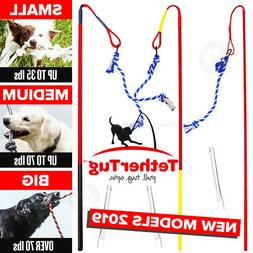 Tether-Tug-V2 Outdoor Interactive Dog Toy Tugging Pull Exerc