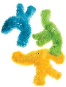 West Paw Design Baby Salsa Orangutan Squeak Toy for Dogs, Le