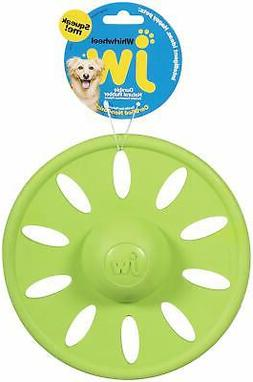 JW Pet Company Whirlwheel Flying Disk Dog Toy, Large, Colors