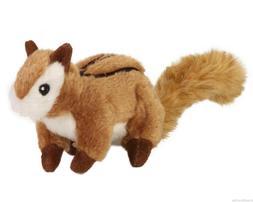 GoDog Wildlife Dog Toys Chipmunk Small or Large