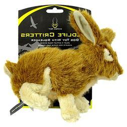 Hyper Pet Wildlife Rabbit Dog Toy, Large