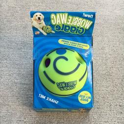 Allstar Innovations Wobble Wag Giggle Ball Dog Toy As Seen o