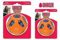 KONG Wrapz Ball Dog Toy   Free Shipping