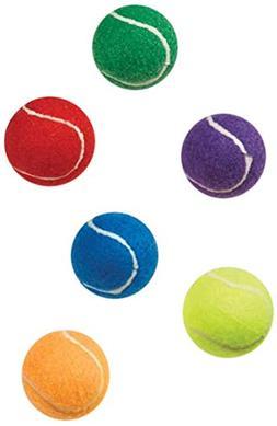 Zanies ZA7661 06 Puppy Pride Mini Tennis Balls 6-Pack