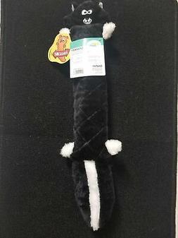 Zippy Paws Jigglerz Skunk with Squeaker Puppy  Dog Toy