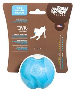 Zogoflex Jive Small Dog Toy - Aqua Blue