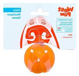 West Paw Zogoflex Jive Durable Nearly Indestructible Dog Bal