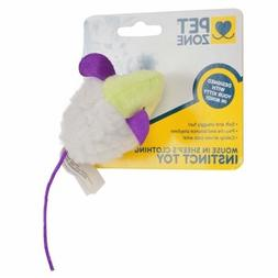 Pet Zone 1550012662 Mouse In Sheep's Clothing Instinct Cat T